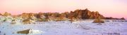 Winter-Badlands-at-Sunrise