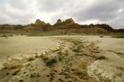 Badlands-Wash